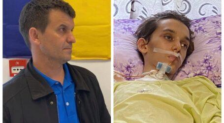 """VIDEO. Familia copilului grav bolnav din Cristolț vede luminița de la capătul tunelului: """"nu am crezut așa ceva, vă mulțumim!"""""""