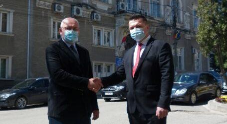 Doctorul Neaga, mesaj de susținere pentru Romeo Sabou, candidatul PSD la Primăria Șimleu Silvaniei
