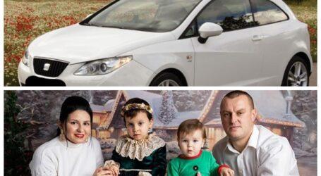 JOS PĂLĂRIA! Un tânăr din Zalău scoate la licitație o mașină pentru Natalia. Mobilizare exemplară a sute de sălăjeni