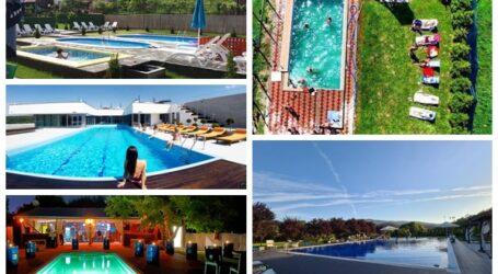 Top 5 piscine inedite unde să te răcorești vara aceasta în Sălaj