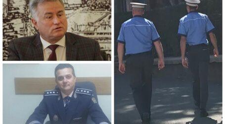 Ionel Ciunt a DECIS! Poliția Locală Zalău trece în subordinea comisarului Marius Stuparu, comandantul Poliției Sălaj