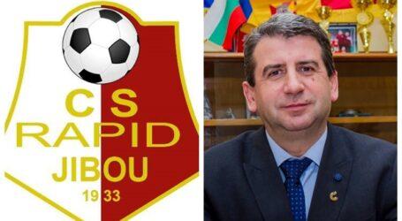 Rapid Jibou vrea să promoveze în Liga a III-a