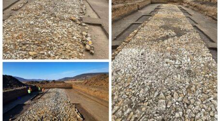 Descoperire importantă pe șantierul Autostrăzii Transilvania, în Zimbor
