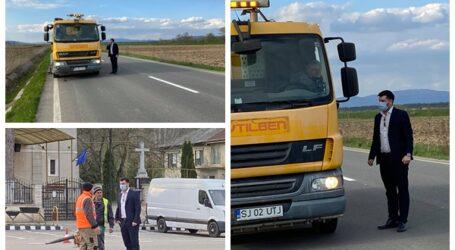 Vlad Pașcalău, viceprimarul pus pe treabă pentru dezvoltarea Jiboului