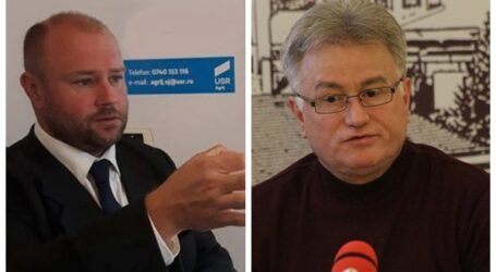 USR Sălaj susține că primarul Ionel Ciunt MINTE