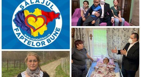 O rază de SPERANȚĂ: copilul din Cristolț care se află în comă, dar a fost trimis acasă din spital, primește o șansă de a lupta cu boala nemiloasă
