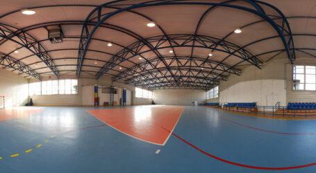 Lucian Bode anunță construirea unei săli de sport în Zalău