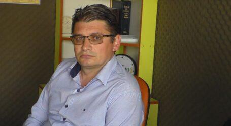 Marius Șandru, fostul vicepreședinte al PNL Sălaj, condamant definitiv la 8 ani cu executare