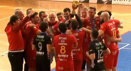 VIDEO. SCM Zalău aduce argintul sub Meseș – în primul an de la înființare, echipa joacă în EUROPA!