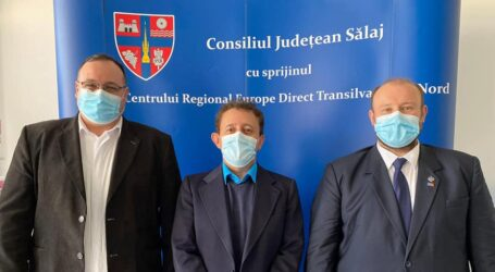 Senatorul Cristian Viașu a participat la ședința Consiliului Județean Sălaj. Ce au dezbătut consilierii USR