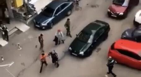 VIDEO. Noi imagini de la bătaia generală de astăzi din Zalău