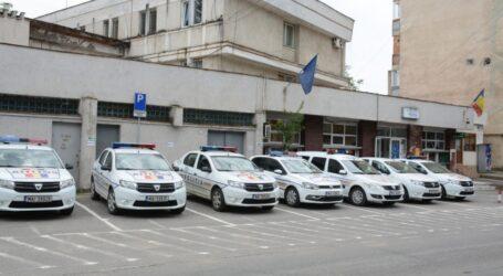 Un polițist din Sălaj, trimis în judecată după ce a lovit cu pumnul o persoană în sediul Poliției Zalău