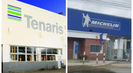 64% din totalul cifrei de afaceri a Sălajului este deținută de doar două companii – Tenaris Silcotub și Michelin