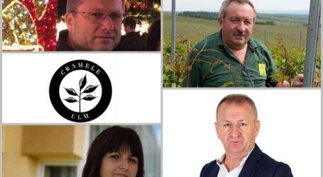 Patru oameni de afaceri din Sălaj și-au dat mâna și au lansat un proiect inedit – Cramele Ulm, o asociere care promovează vinul din județ