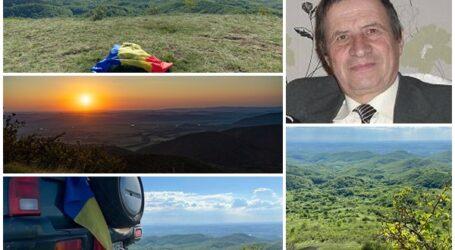 VIDEO. Secretele Vârfului Prisnel, cel mai spectaculos loc din Sălaj, mai puțin cunoscut