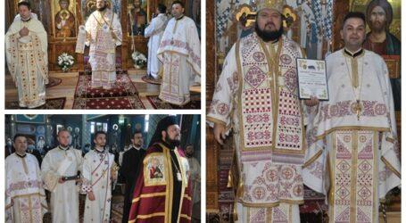 Părintele Ionuț Pop, decorat cu cea mai înaltă distincție a Episcopiei Sălajului