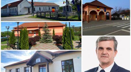 Năpradea, comuna din Sălaj care se dezvoltă într-un ritm alert