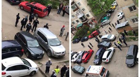 VIDEO. Bătaie între două grupuri de rromi în centrul Zalăului – DETALII despre incident: totul a fost pregătit de mai mult timp