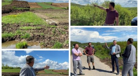 VIDEO. Mai mulți fermieri au protestat pe șantierul autostrăzii din Sălaj, după ce utilajele au distrus zeci de hectare de culturi agricole, apoi s-au făcut nevăzute