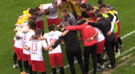 Ionel Ciunt s-a întâlnit cu jucătorii de la SCM Zalău. Ce mesaj le-a transmis primarul înaintea meciului de promovare