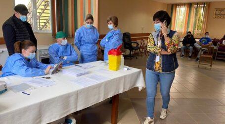 Boglar Champ, prima companie din Sălaj unde s-au vaccinat angajații chiar la locul de muncă