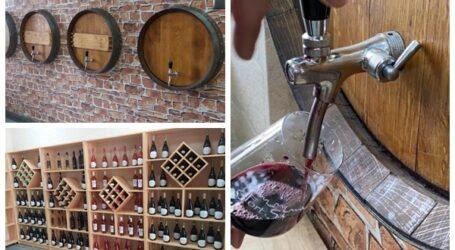 """Vinoteca Fort Silvan din Zalău – """"imperiul vinului sălăjean"""""""