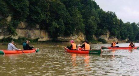 Safari în canoe pe Someș – aventura pe care nu trebuie să o ratezi vara aceasta în Sălaj
