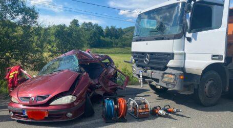 Ultima oră! Un bărbat din Jibou a murit în accidentul din Creaca