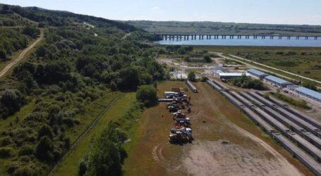 VIDEO. Încep lucrările pe șantierul autostrăzii Nușfalău – Suplacul de Barcău