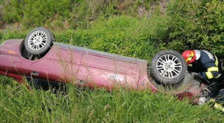 Accident lângă Jibou