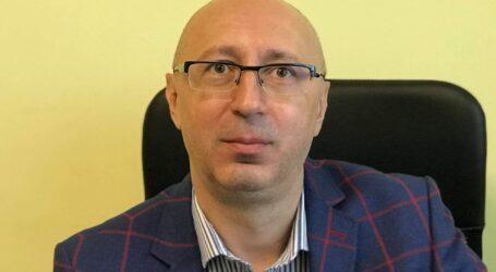 Marius Blaj, noul consilier al deputatului Liviu Balint