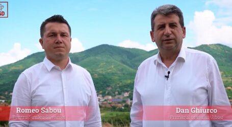 Dan Ghiurco, mesaj emoționant despre Romeo Sabou – candidatul PSD la Primăria Șimleu Silvaniei