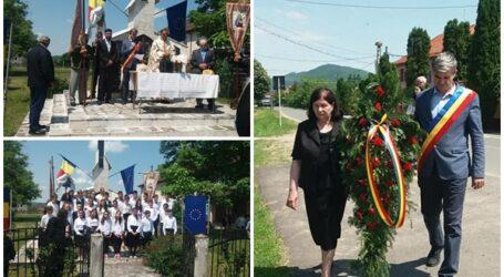 Ziua Eroilor, marcată cu mare fast în Năpradea