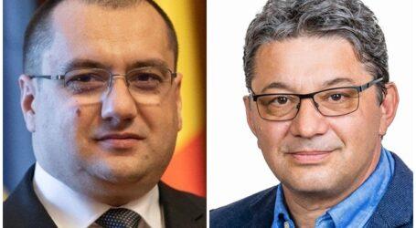 Replici tăioase între Cristian Terheș (PNȚCD) și Florin Iordache (ex-PLUS)
