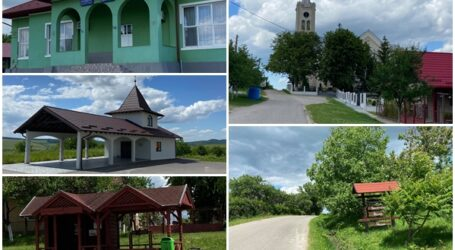 Bijuteria Sălajului – satul situat foarte aproape de Zalău, care impresionează prin progres