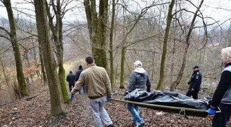 O familie care căuta ciuperci a descoperit un cadavru uman în pădurea din Ortelec