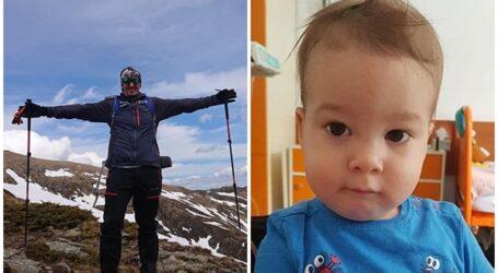 Un sălăjean vrea să cucerească vârful Mont Blanc(4810 m) pentru a ajuta un copil din Zalău care se luptă cu o boală nemiloasă