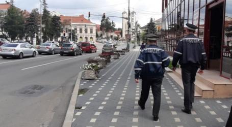 Polițist local din Zalău, prins băut la volan. Avea o alcoolemie de 0,53 mg/l