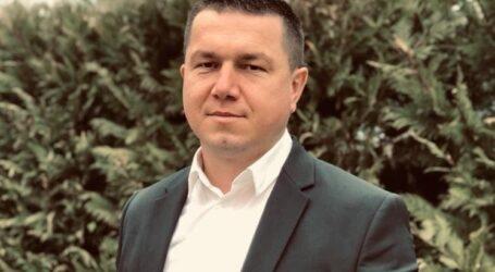 Romeo Sabou, primul candidat care votează mâine pentru Șimleu Silvaniei