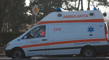 Tânăr din Sărmășag, lovit de o mașină în centrul Zalăului. Șoferul a plecat de la locul accidentului