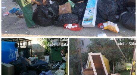 Brantner îi roagă pe unii zălăuani să se comporte civilizat când aruncă deșeuri