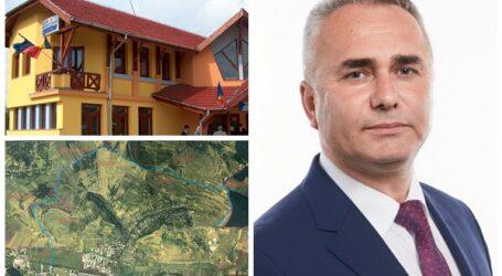 Cum a reușit primarul Călin Morar să realizeze demersurile necesare pentru obținerea finanțării șoselei de centură a comunei Crișeni