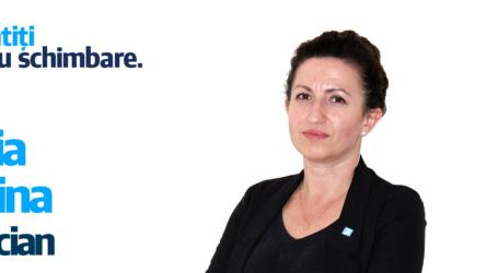 Delia Călăcian, noul președinte USR Șimleu Silvaniei