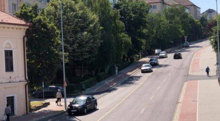 ATENȚIE! Restricții de circulație pe strada Ghoerghe Doja din Zalău
