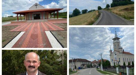 REPORTAJ! Plopiș, comuna din Sălaj cu o administrație locală eficientă