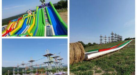 Meseș Adventure Parkse deschide vineri! Ce SURPRIZE și ce PREȚURI au pregătit organizatorii