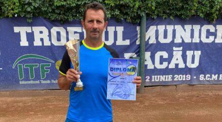 Zălăuanul Cornel Florean a câștigat un turneu de tenis ITF