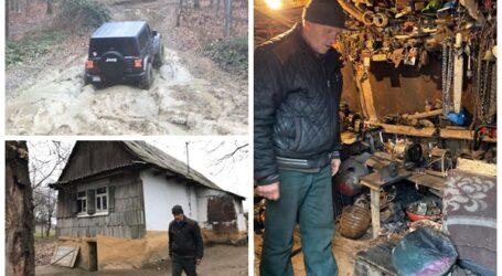 VIDEO. Cum se trăiește în cel mai izolat sat din Sălaj. Oamenii se descurcă cu un venit de 250 de lei pe lună