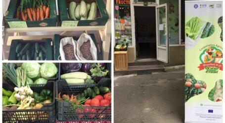 De luat exemplu! Mai mulți fermieri de pe Valea Crasnei și-au unit forțele și au deschis un magazin în Zalău