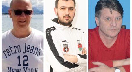Ciunt a schimbat conducerea SCM Zalău – Robert Goie, Lukacs Levente și Alin Demle, în Comitetul Director